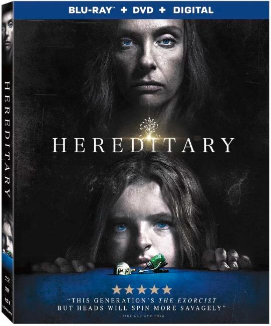 Hereditary (2018) HDRip XViD AC3-ETRG