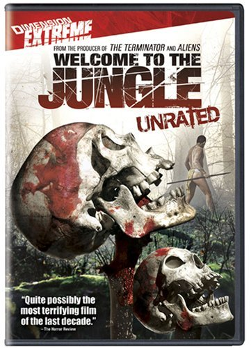 Welcome To The Jungle 2007 BRRip XviD MP3-XVID