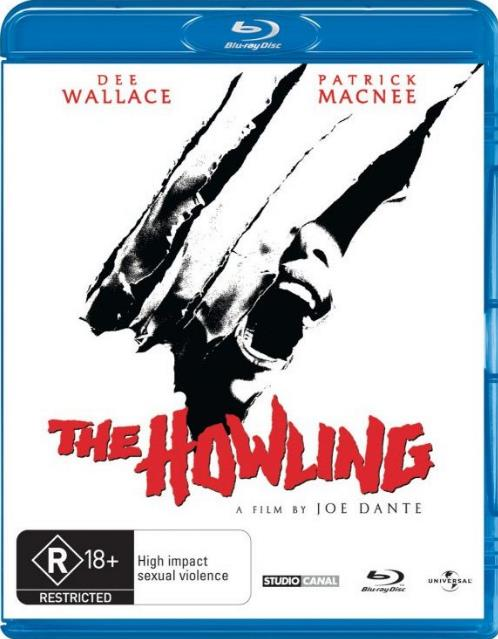The Howling 1981 720p BluRay x264 Dual Audio Hindi - English 2 0 ESub MW