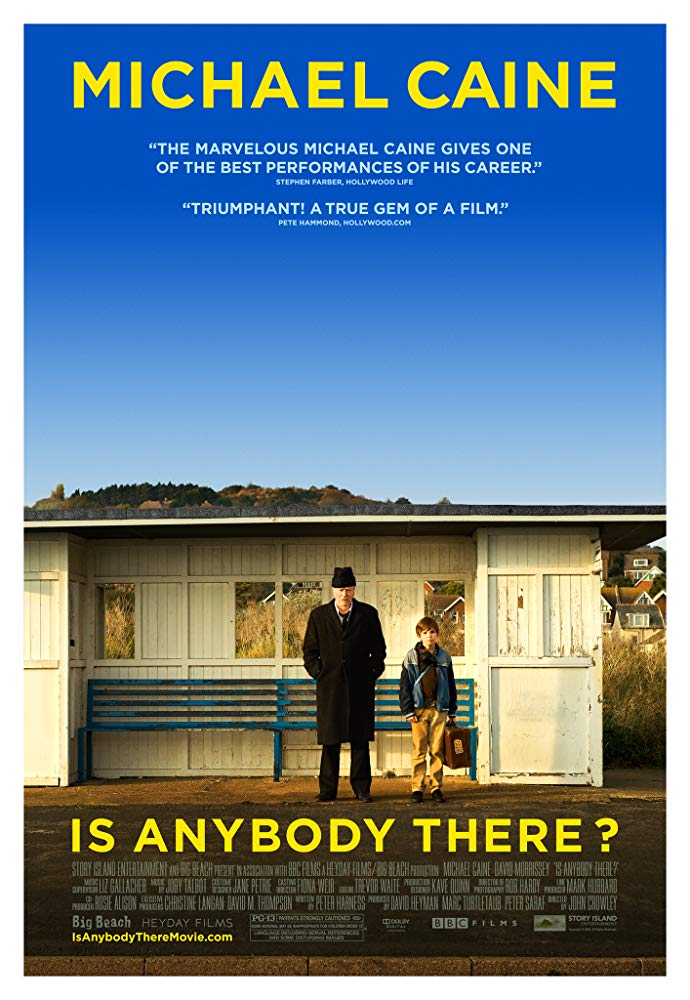 Is Anybody There 2008 BRRip XviD MP3-XVID