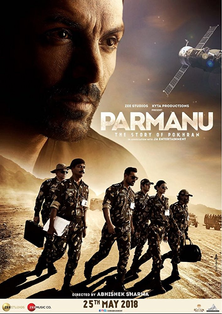 Parmanu The Story of Pokhran (2018) HIndi 720p HDRip x264 AAC - Downloadhub