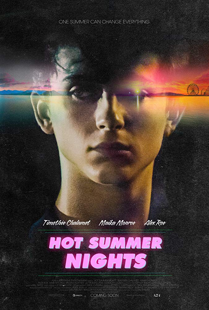 Hot Summer Nights 2017 HDRip XviD AC3-EVO[EtMovies]
