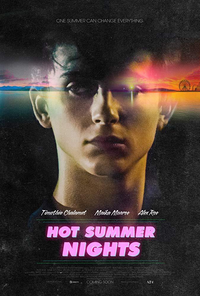 Hot Summer Nights (2017) [WEBRip] [720p] YIFY