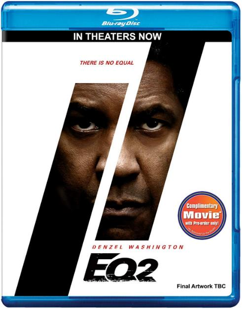 The Equalizer 2 2018 NEWSRC HDCAM XviD-AVID