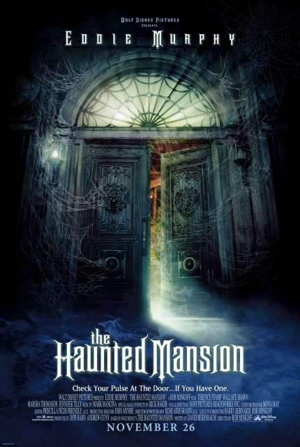 The Haunted Mansion 2003 HDRIP H264 AC3-5 1-RypS