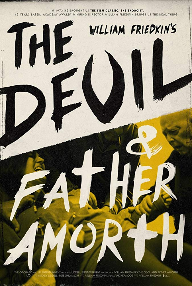 The Devil And Father Amorth 2018 Movies HDRip x264 AAC MSubs with Sample