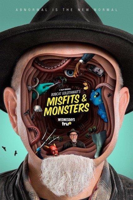 Bobcat Goldthwaits Misfits and Monsters S01E03 WEBRip x264-TBS