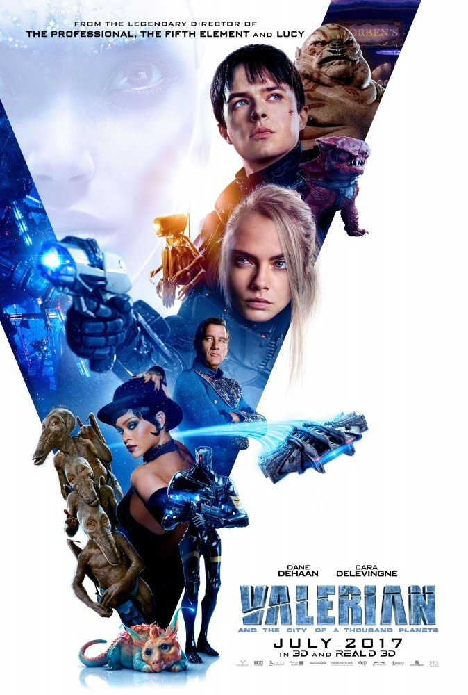 Valerian E La Citta Dei Mille Pianeti Valerian and the City of a Thousand Planets (2017) 720p H264 ita eng Ac3-5 1 sub ita eng BaMax71 MIRCrew