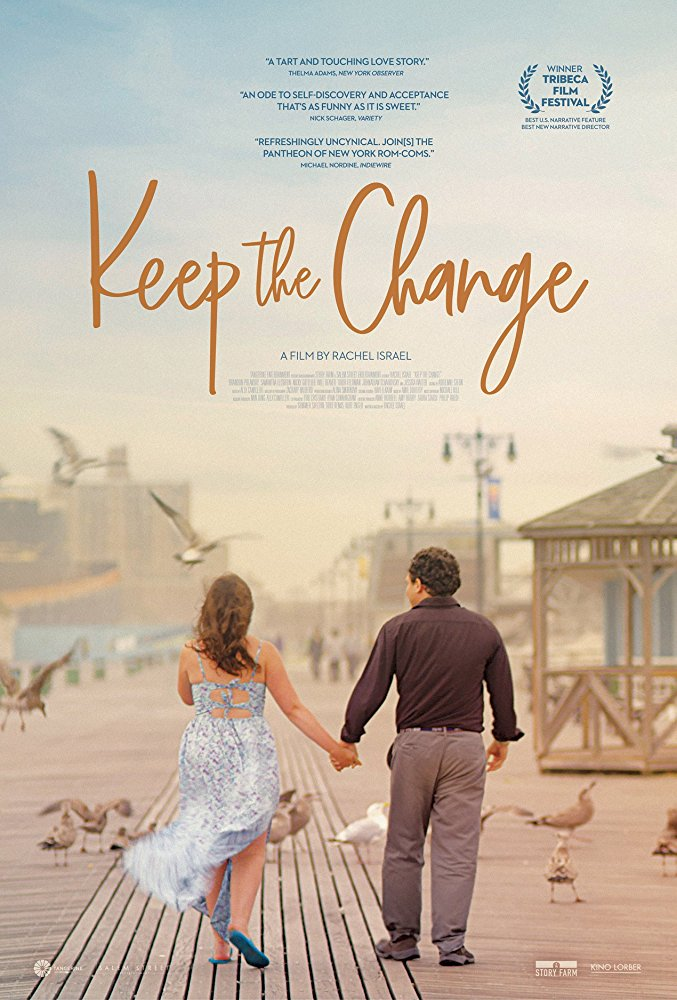 Keep the Change 2017 BRRip XviD AC3-EVO