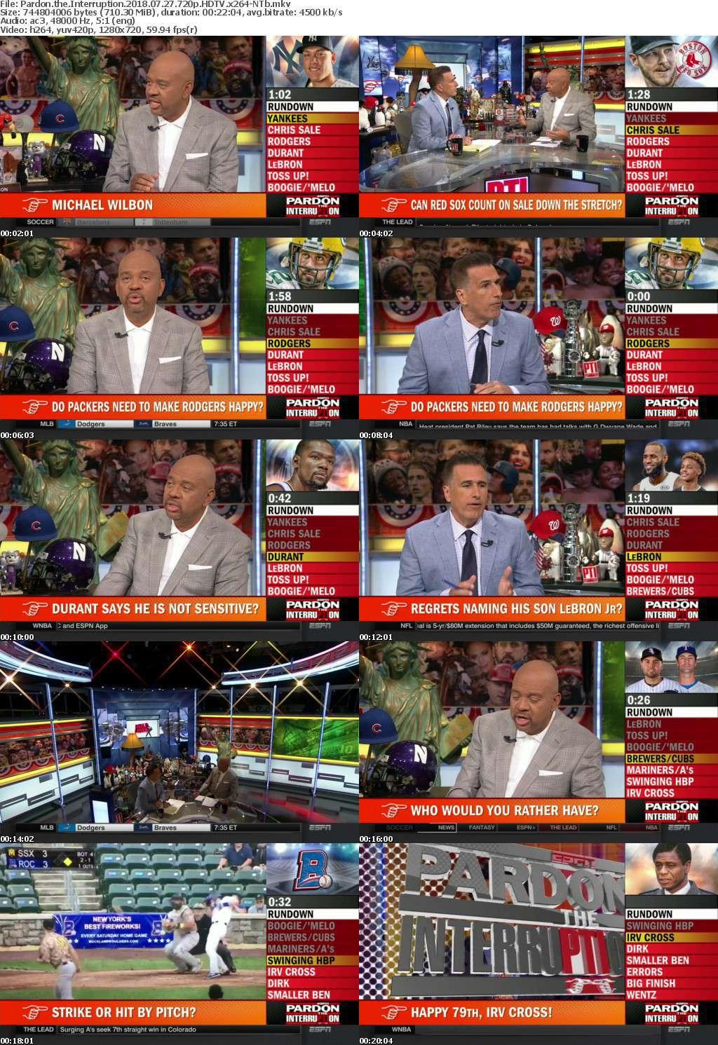 Pardon the Interruption 2018 07 27 720p HDTV x264-NTb