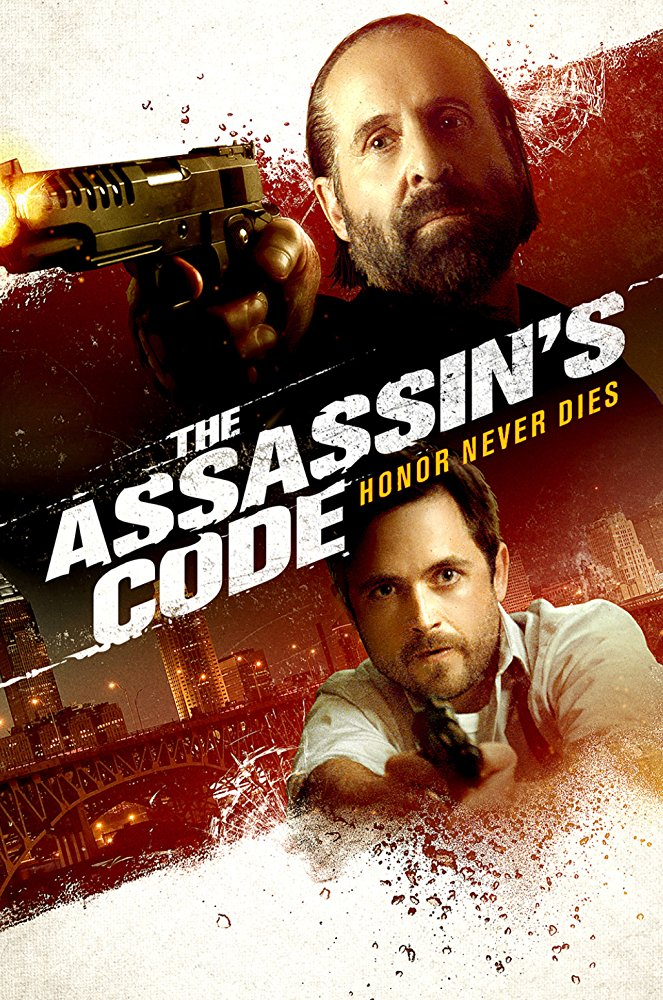 The Assassins Code (2018) 720p WEBRip x264 750MB - MkvHub