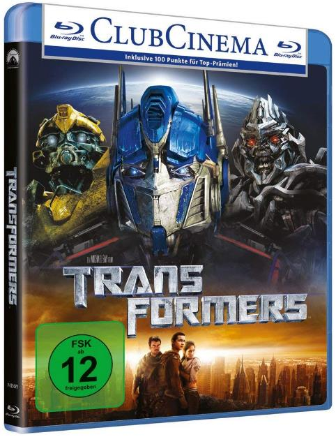 Transformers (2007) 1080p BluRay x264 ESubs Dual Audio Hindi DD5.1 English DD5.1-MA