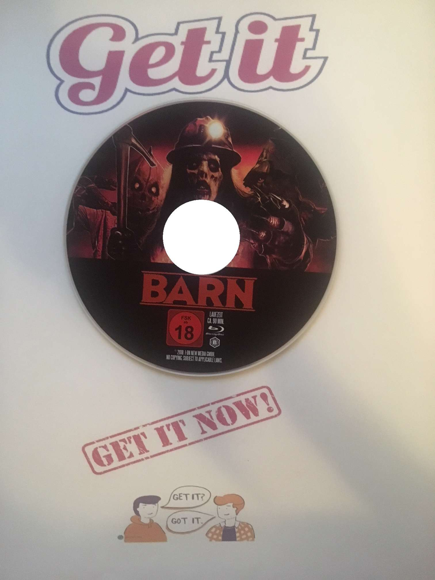 The Barn 2018 1080p BluRay x264-GETiT