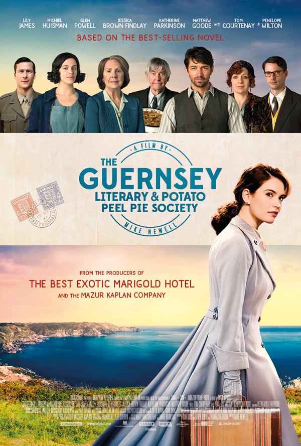 The Guernsey Literary and Potato Peel Pie Society 2018 720p WEB-HD 900 MB - iExTV