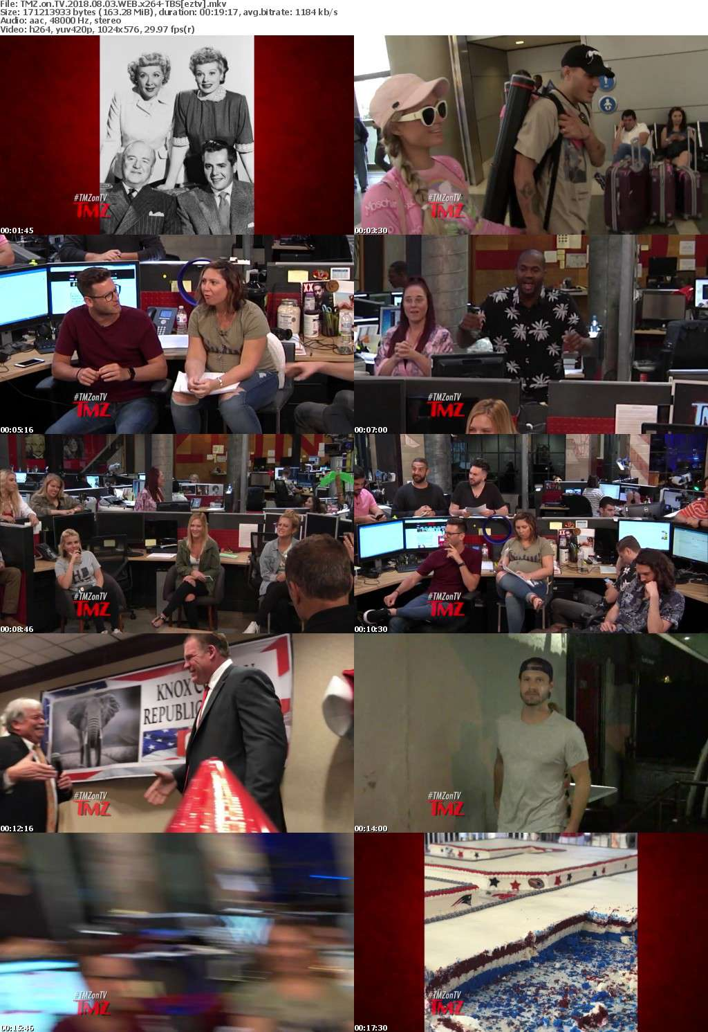 TMZ on TV (2018) 08 03 WEB x264-TBS