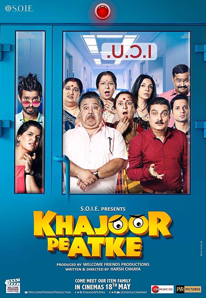 Khajoor Pe Atke 2018 Hindi 720p HDTV-x264-AC3 5 1-Zist