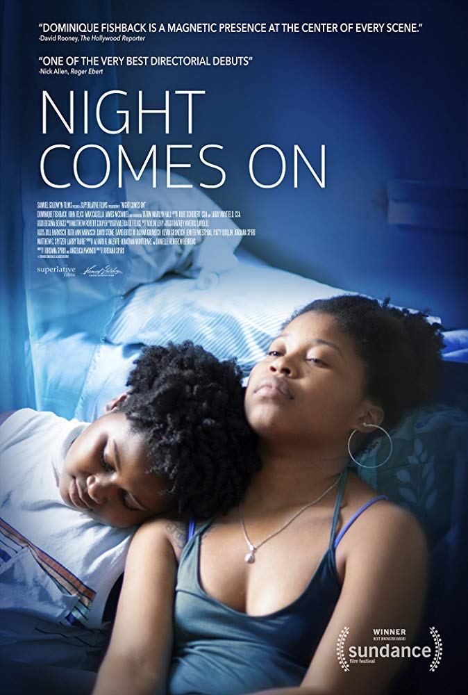 Night Comes On 2018 1080p WEB-DL DD5 1 H264-FGT