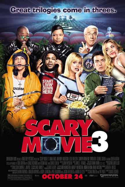 Scary Movie 3 2003 HDRIP H264 AC3-5 1-RypS