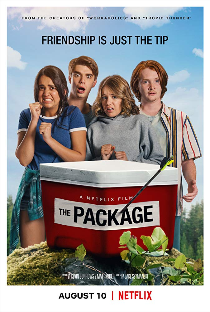The Package 2018 720p WEB-HD 700 MB - iExTV