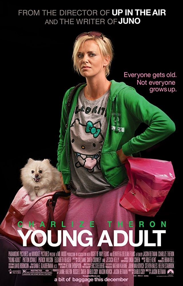 Young Adult 2011 720p BluRay x264 Dual Audio Hindi 2 0 - English 2 0 ESub MW