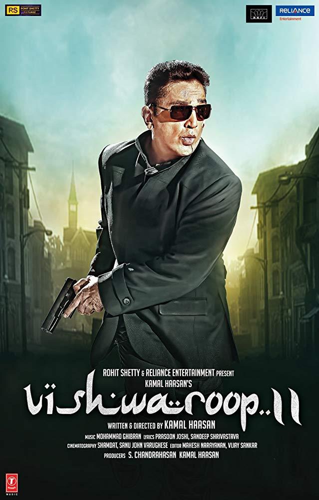Vishwaroopam 2 2018 Hindi Desi Pre Rip x264 AAC ExDesi