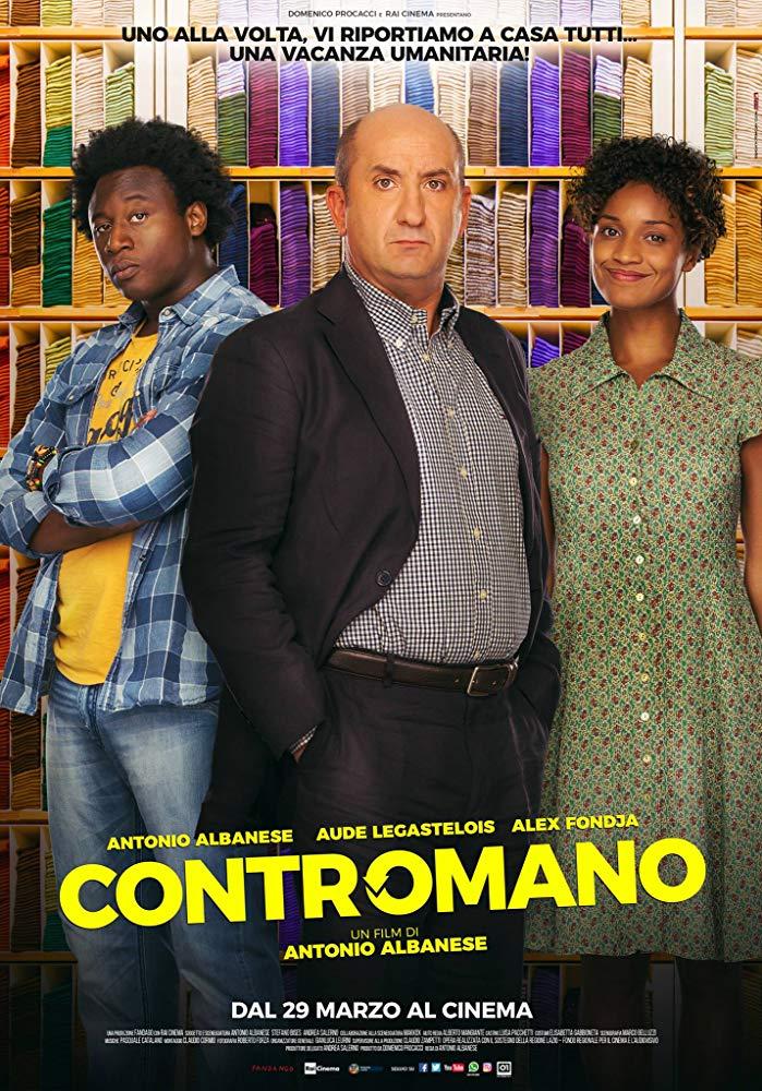 Contromano (2018) 720p H264 italian Ac3-5 1 sub NUita eng-MIRCrew