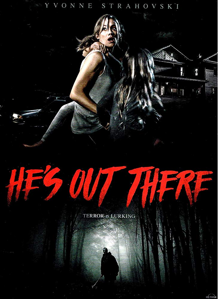 He's Out There 2018 HDRip AC3 X264-CMRG