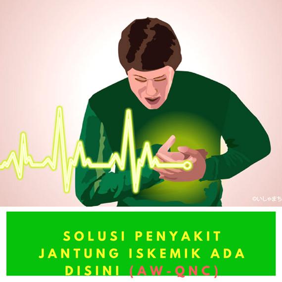 Obat Herbal Iskemia Jantung