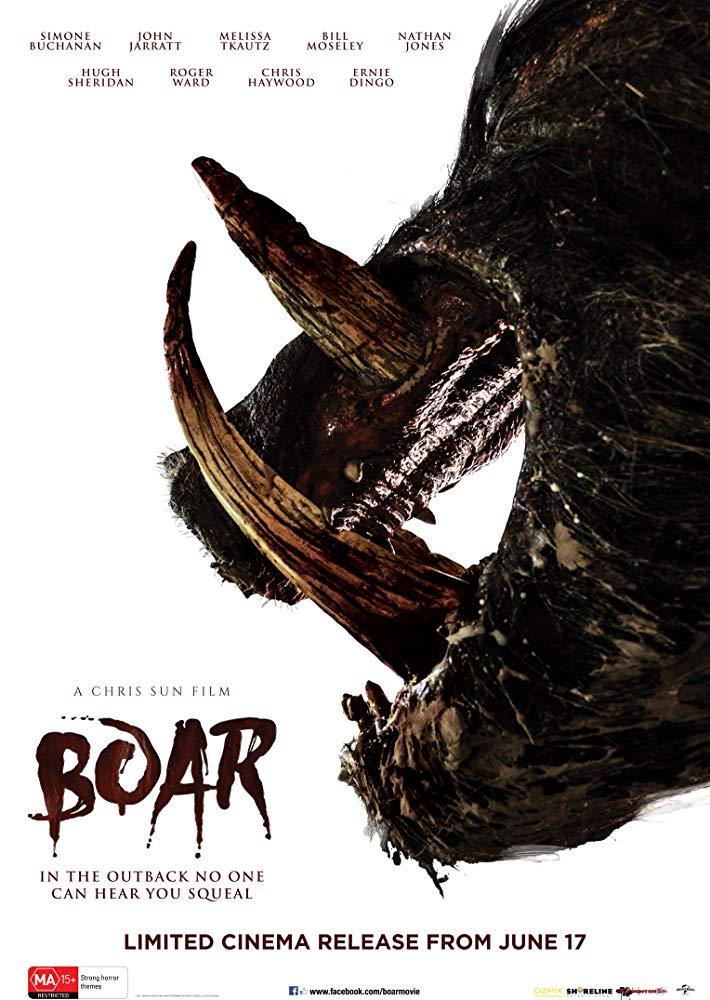 Boar 2017 2018 BDRip AC3 X264-CMRG