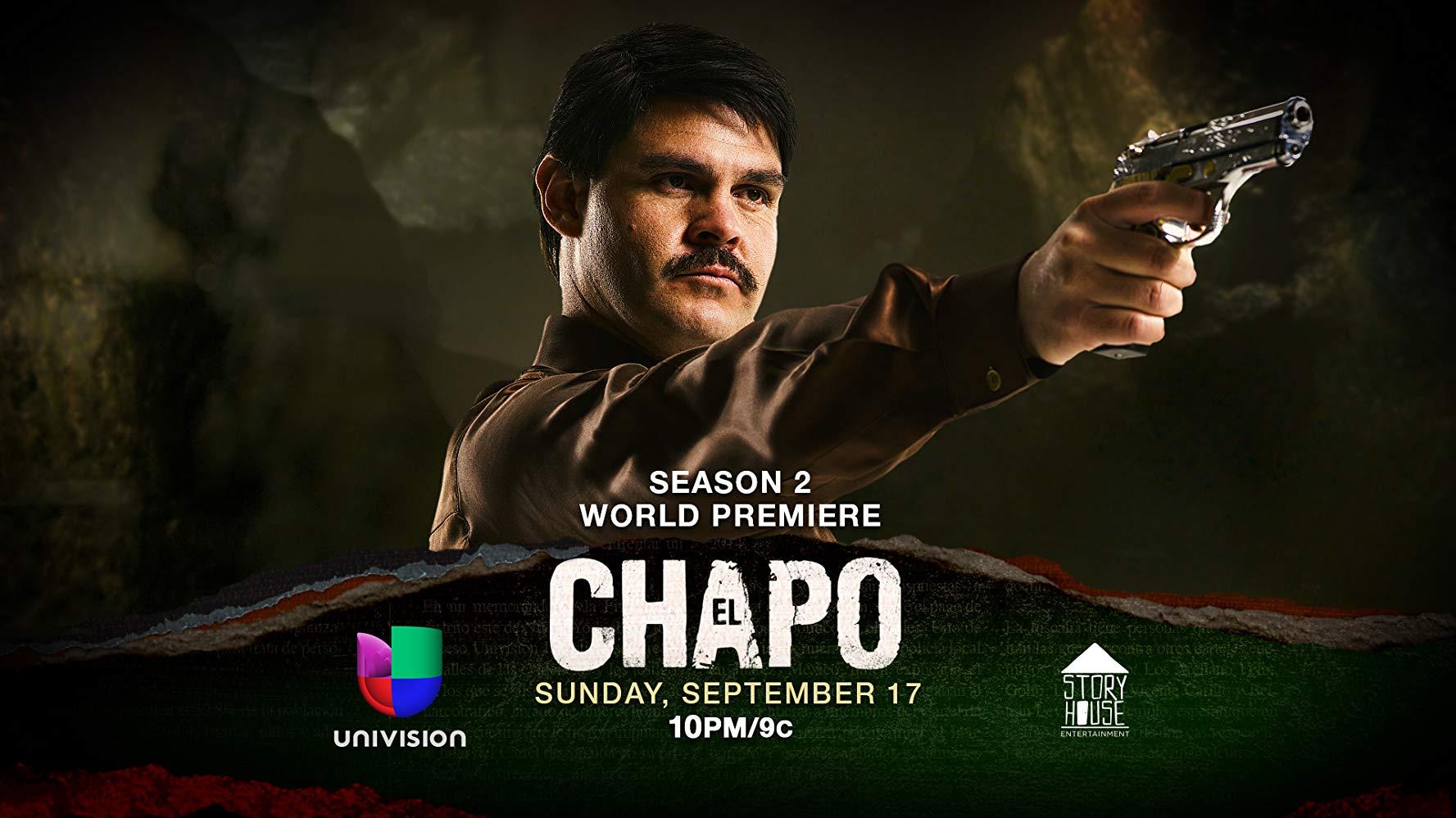El Chapo S03E04 720p WEBRip x264-STRiFE