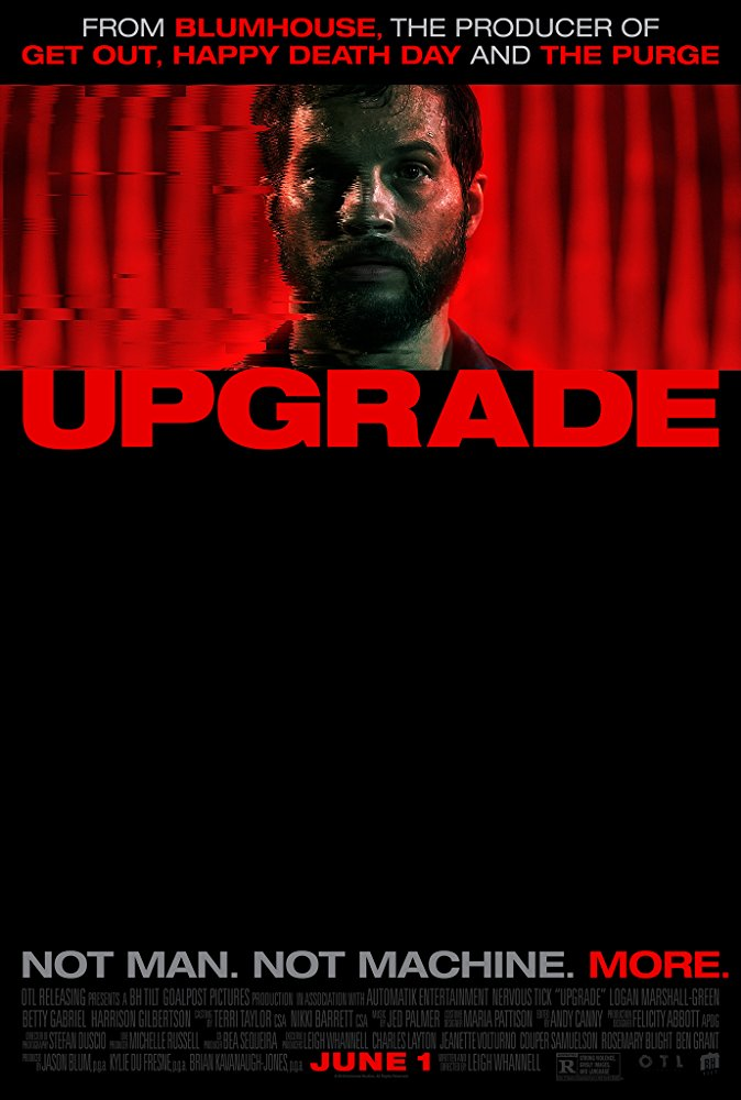 Upgrade 2018 720p WEB-DL DD5 1 H264-CMRG