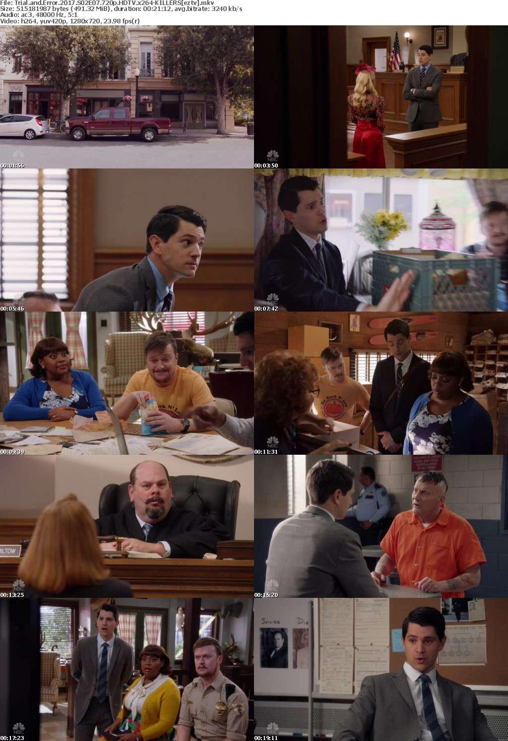 Trial and Error (2017) S02E07 720p HDTV x264-KILLERS