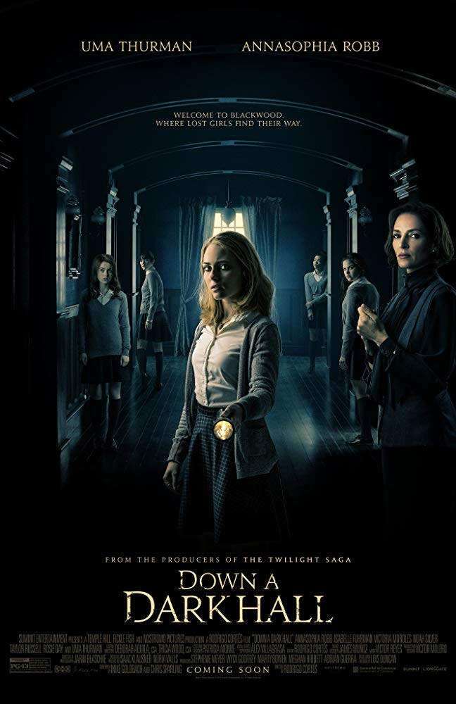 Down a Dark Hall (2018) 1080p WEB-DL DD 5.1 x264 MW