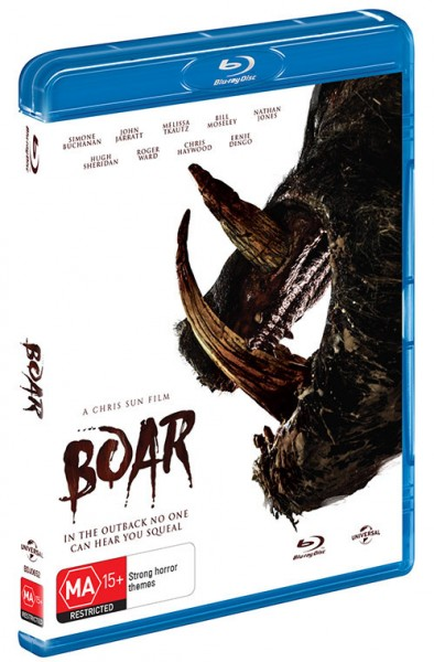 Boar 2018 BDRip XviD AC3-EVO