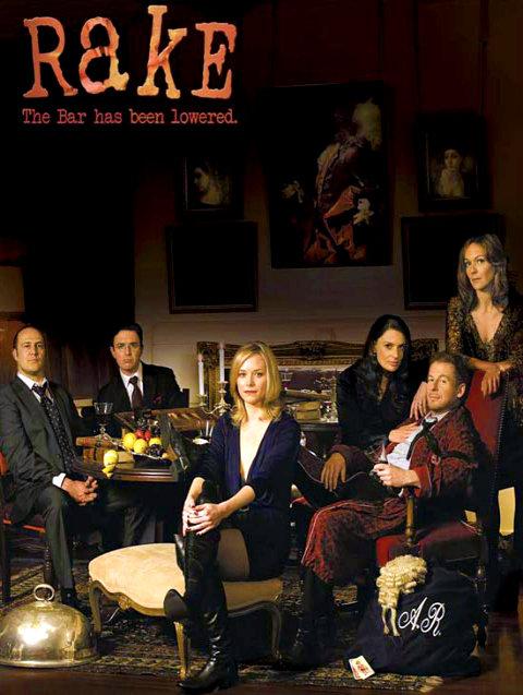 Rake S05E01 720p HDTV x264-CBFM