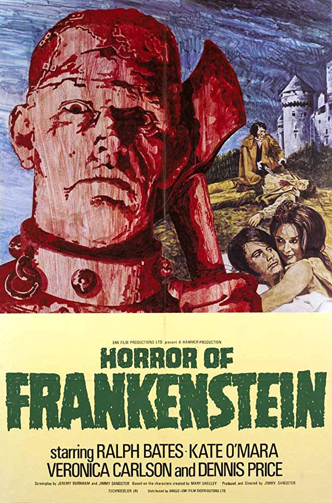 The Horror of Frankenstein (1970) [BluRay] [720p] YIFY