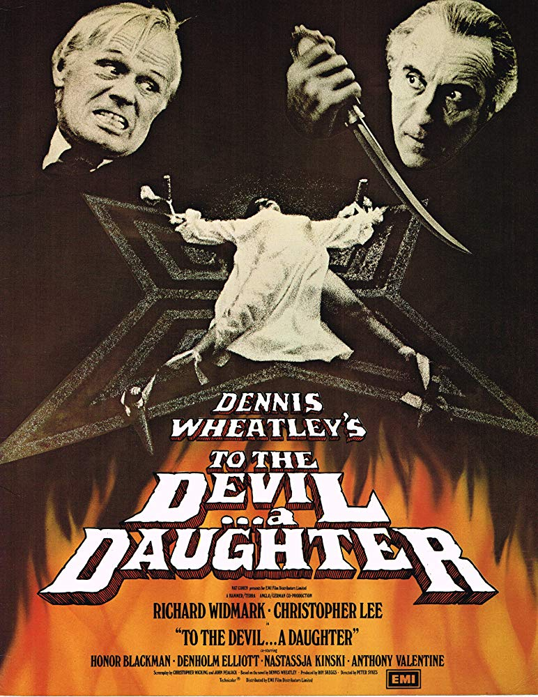 To the Devil a Daughter (1976) [BluRay] [720p] YIFY