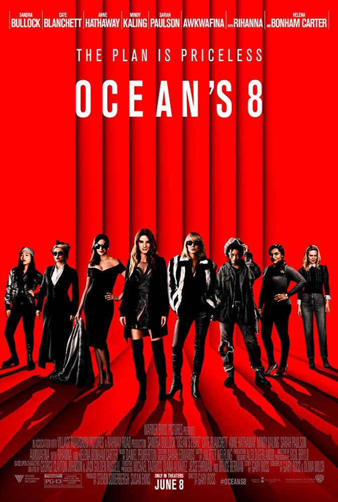 Ocean's Eight 2018 720p WEB-DL X264 AC3-EVO[EtHD]