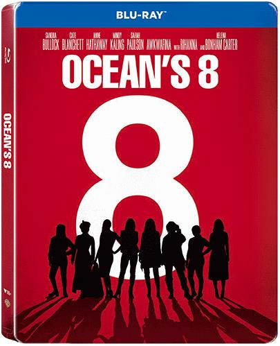 Oceans Eight (2018) 720p BluRay HEVC x265-RMTeam