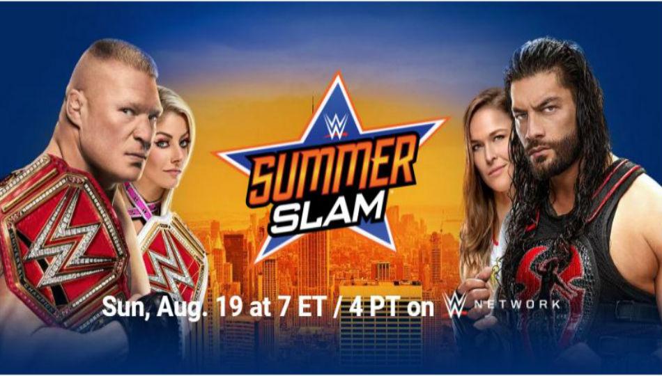 WWE SummerSlam 19th August 2018 720p PPV WEBRip x264-DLW