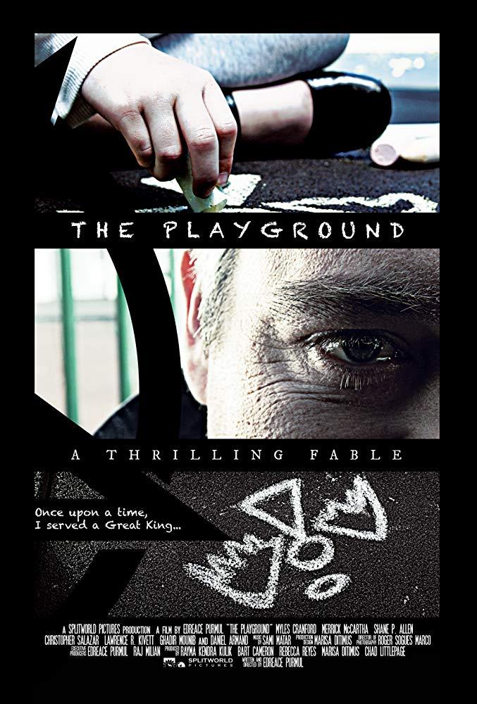 The Playground 2017 HDRip XviD-AVID