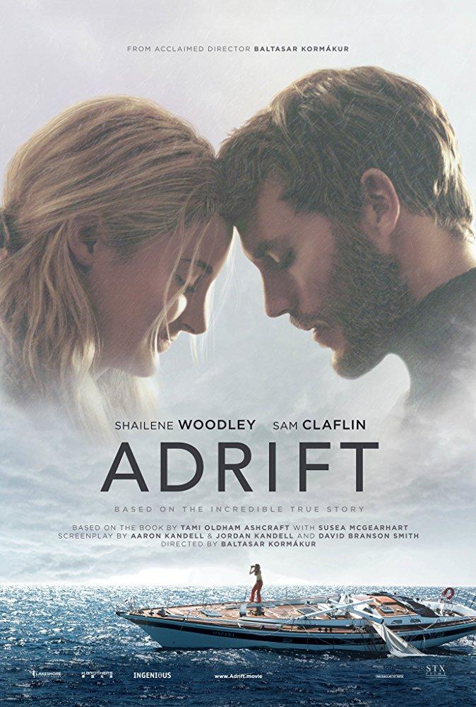 Adrift 2018 BRRip XviD-AVID