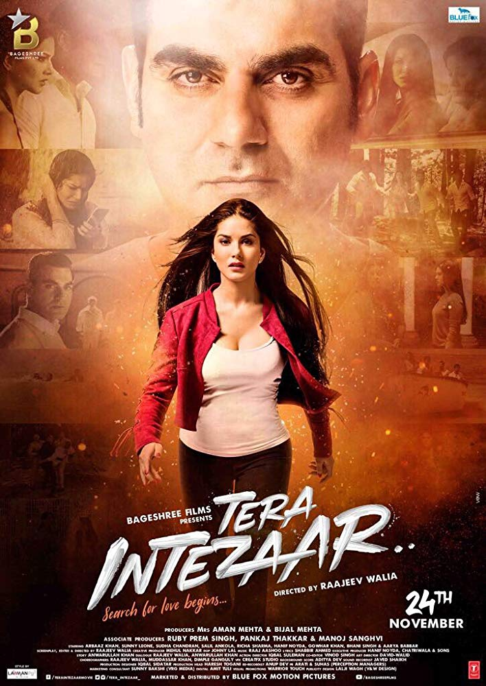 Tera Intezaar 2017 Hindi DTHRip 720p x264 AAC - mkvCinemas