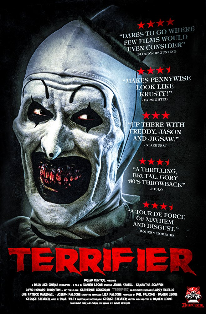 Terrifier 2017 BRRip XviD-AVID