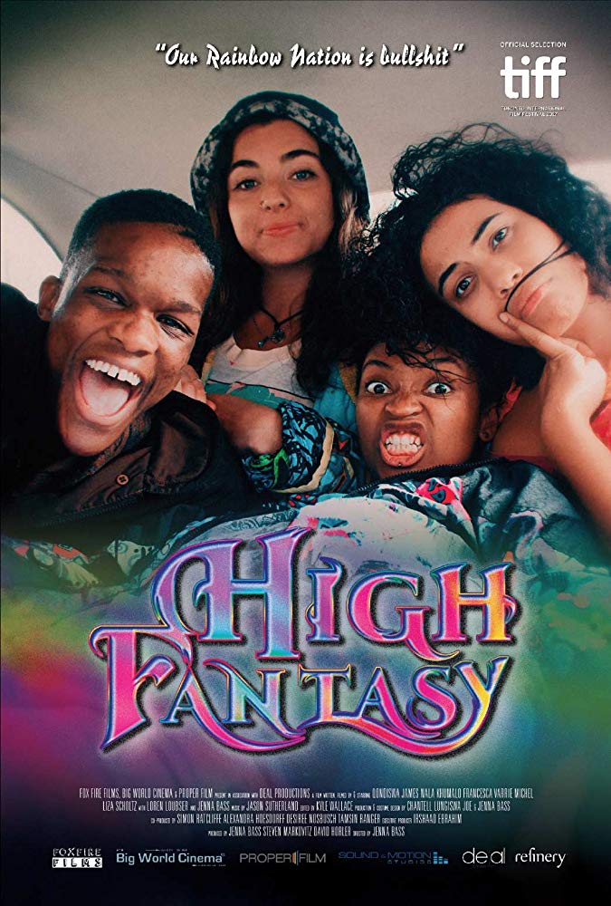 High Fantasy 2017 BDRip AC3 X264-CMRG