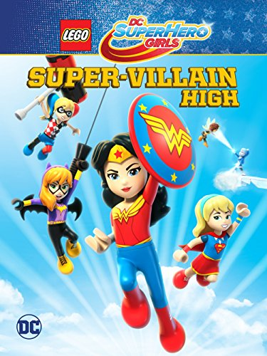 Lego DC Super Hero Girls Super Villain High 2018 720p WEB-DL x264 ESub MW