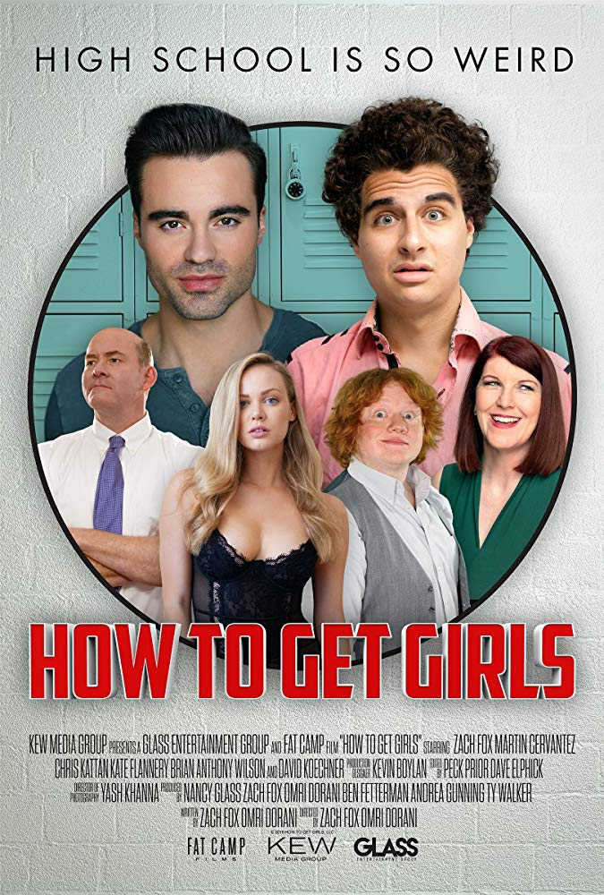 How to Get Girls (2017) 1080p WEB-DL DD5.1 H264-FGT