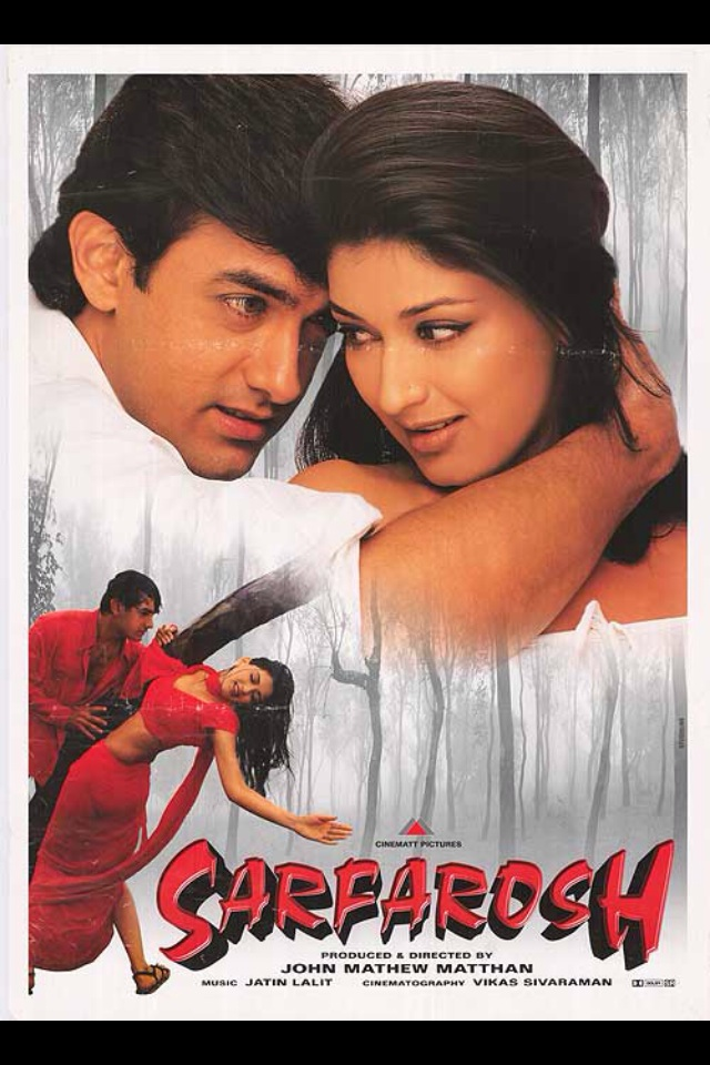 Sarfarosh 1999 Hindi 720p BRRip x264 AAC 5 1 ESub - mkvCinemas