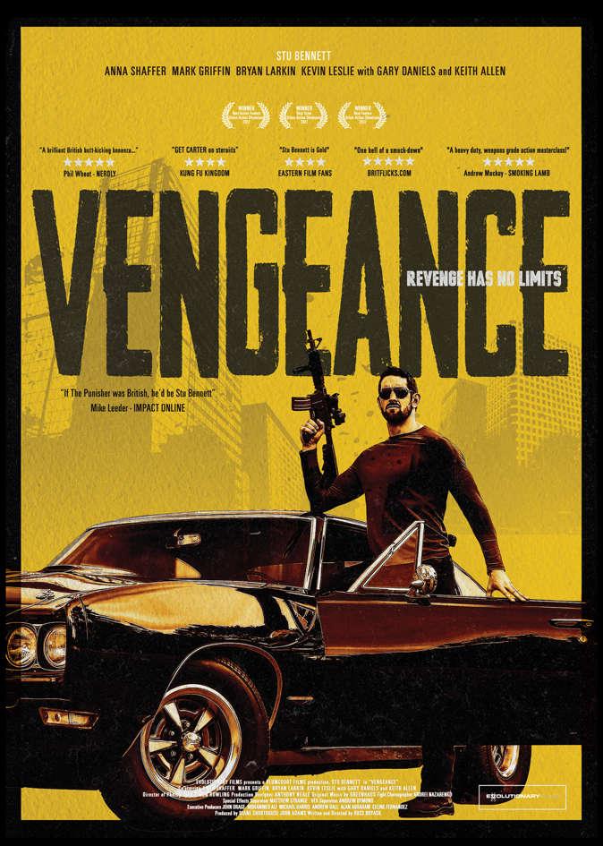 I Am Vengeance 2018 HDRip DD2 0 x264-BDP