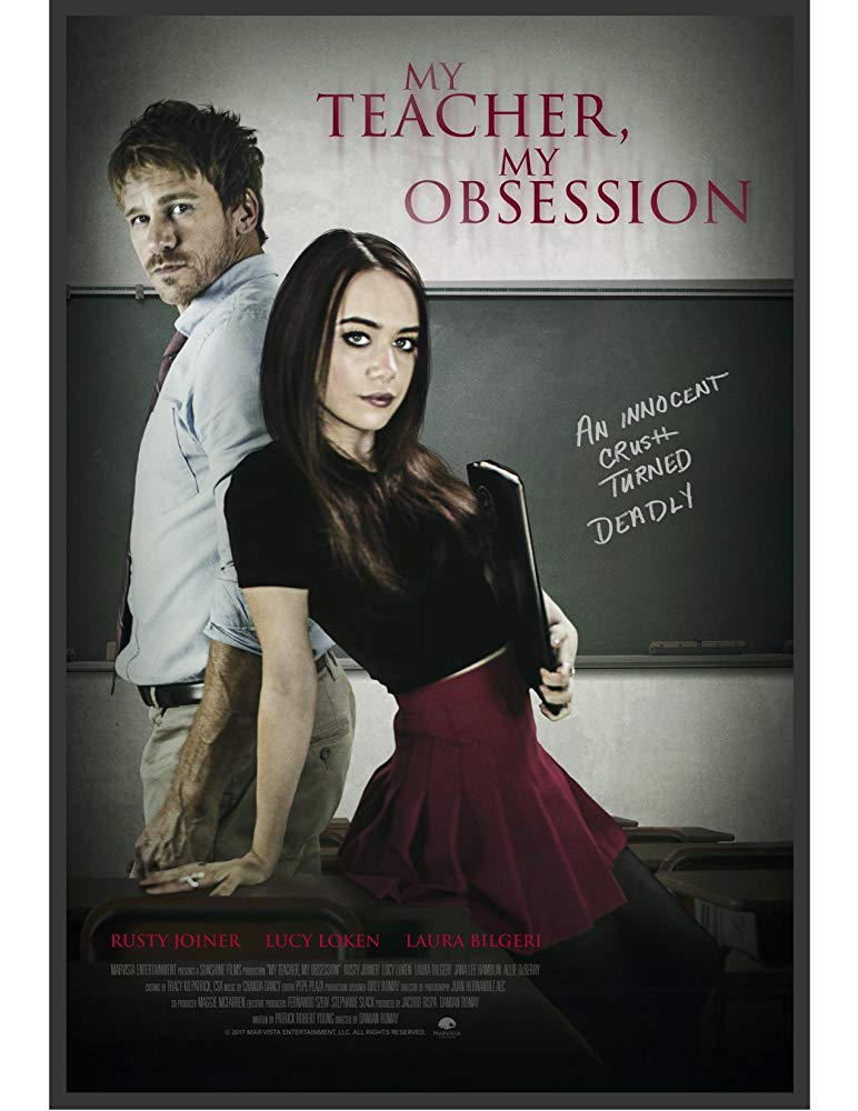 My Teacher My Obsession (2018) HDRip XViD-ETRG